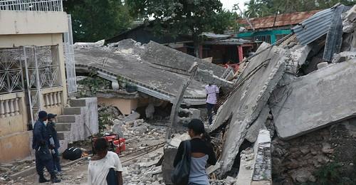 After the Earthquake: Destruction in Jacmel