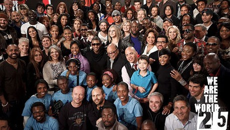 'We are the World 25 for Haiti' Premieres Tonight on NBC
