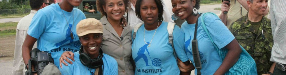 A Day with Michaelle Jean