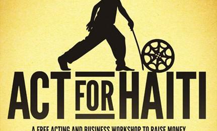 Act for Haiti !