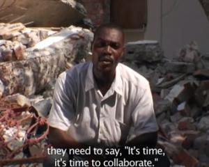 Oxfam/ Film Aid/ Ciné Institue: Rebuilding Haiti