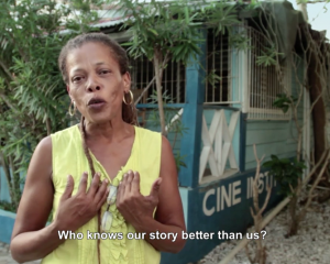 "A Soapbox in Haiti presents ""Paula Hyppolite: Creating a film school in Jacmel"""